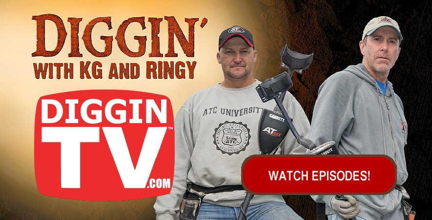 Watch Diggin with KG and Ringy Episodes